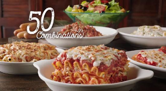 Olive Garden Early Dinner Duos Commercial