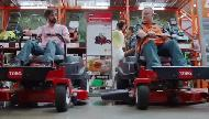 The Home Depot The Yard's Holiday - Toro Days  Commercial