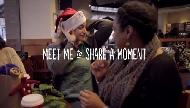 Starbucks Meet me to share a moment Commercial