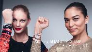 Swarovski Style Off: Stack in Style with Shanina and Patricia in the FW16 collection  Commercial