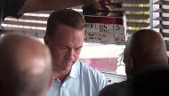 NationWide Peyton Manning talks behind-the-scenes about his  Commercial