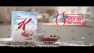 Kellogg Special K No more excuses Commercial