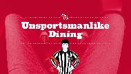 HondaUnsportsmanlike Dining - #MoreThan60 Rulebook Commercial