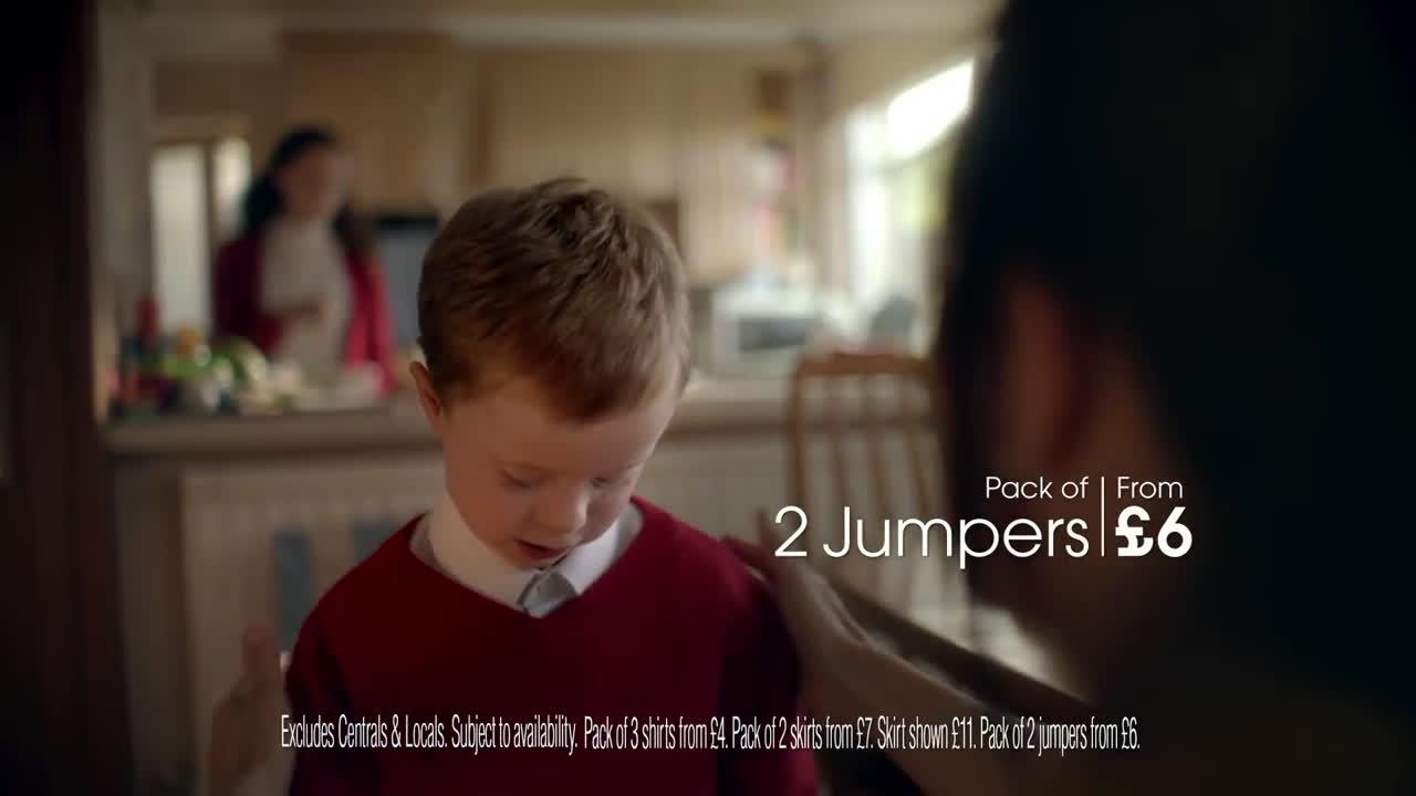 Sainsburys Back to School 2016 advert UK 2019