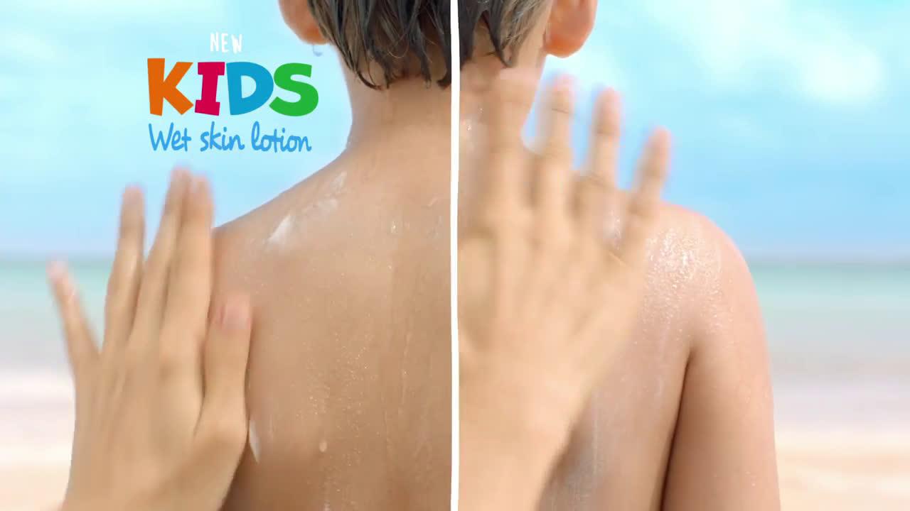 Garnier Ambre Solaire Kids Advert
