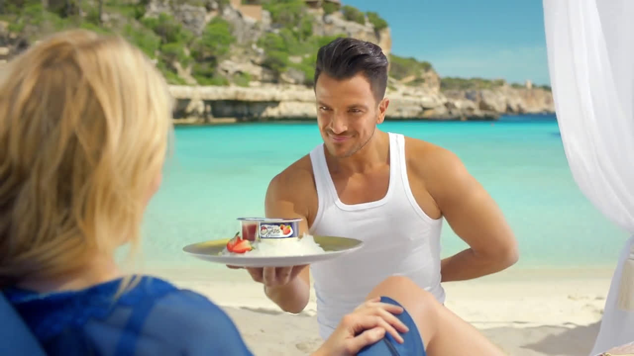 Oykos Whip'n'Mix - Peter Andre Advert