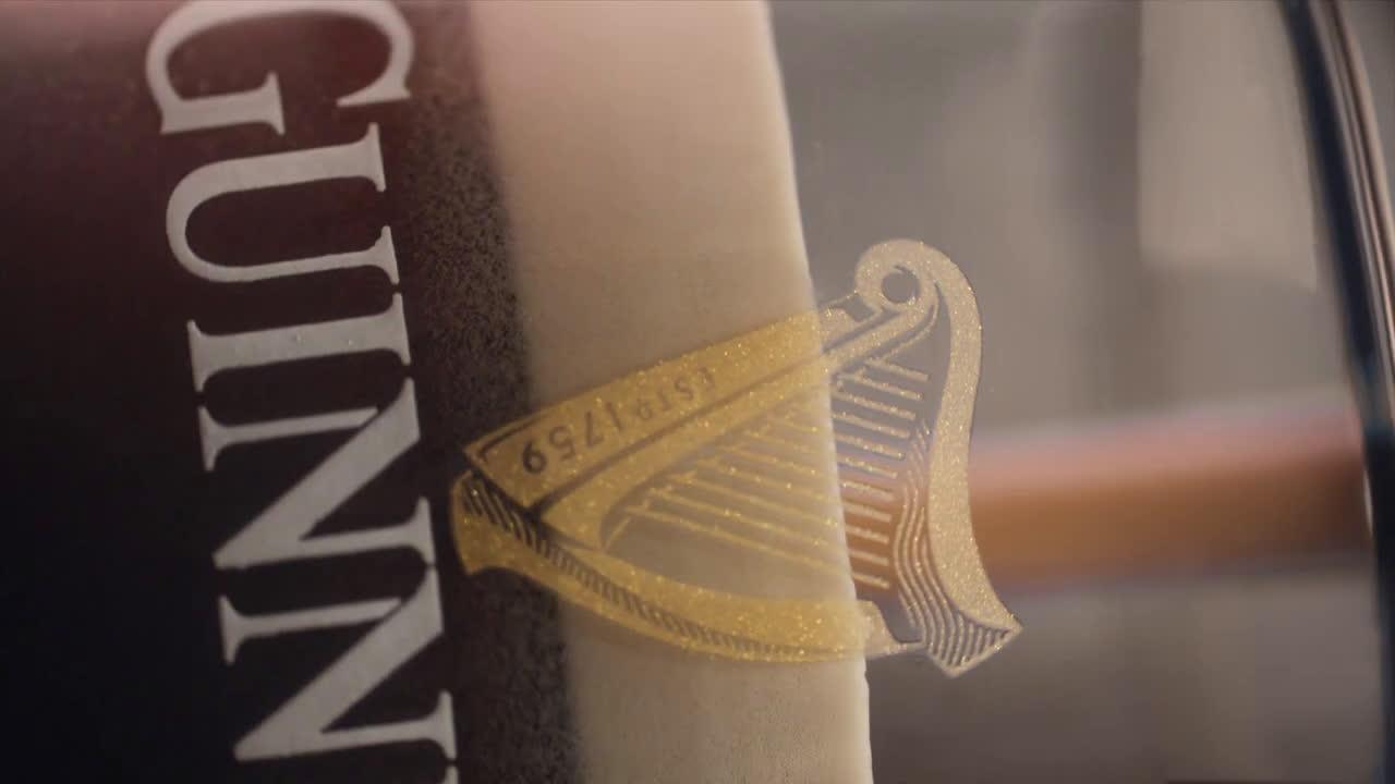 Guinness and Joe Montana – Good Things Come to Those Who Wait advert