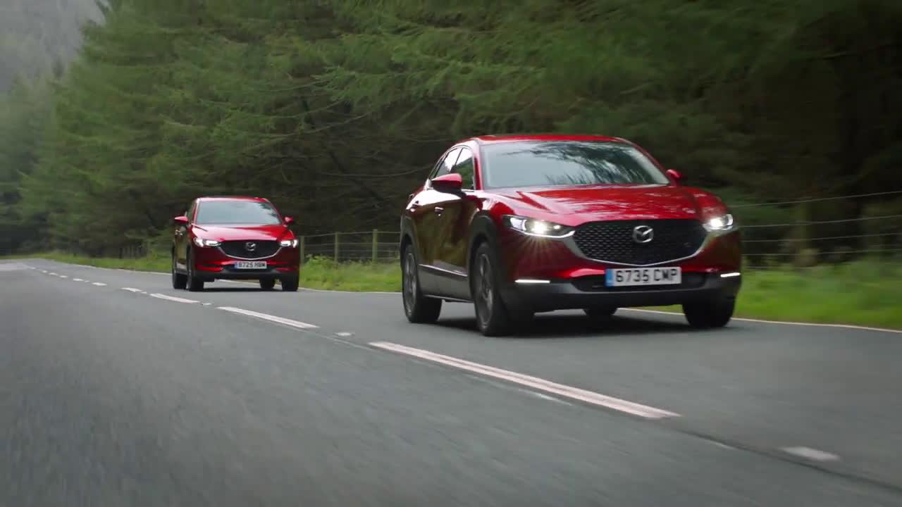 Mazda The Mazda CX-30 and CX-5 | Drive Together Advert