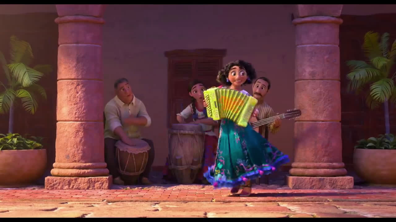 Disney Encanto Teaser Trailer In Cinemas Autumn 2021 Advert Uk 2021