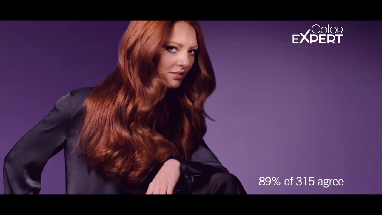 Schwarzkopf  Color Expert advert