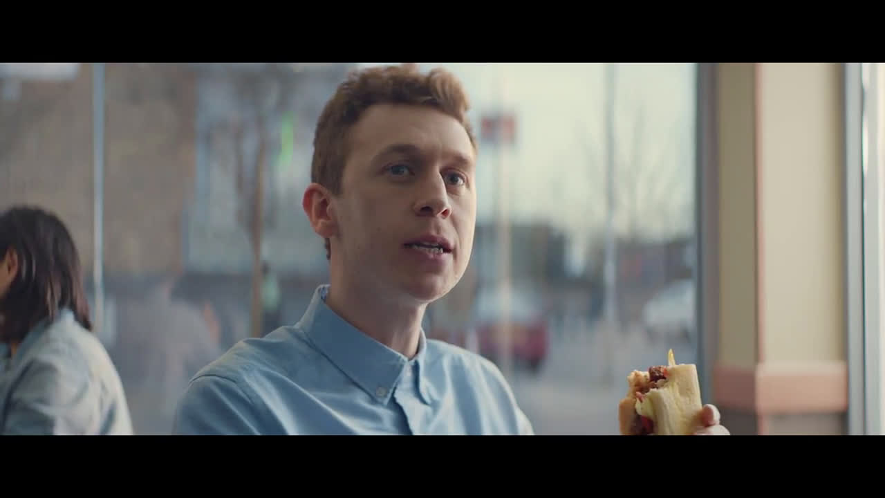 Subway BBQ beef burnt - More Adventurous You - Keep Discovering advert
