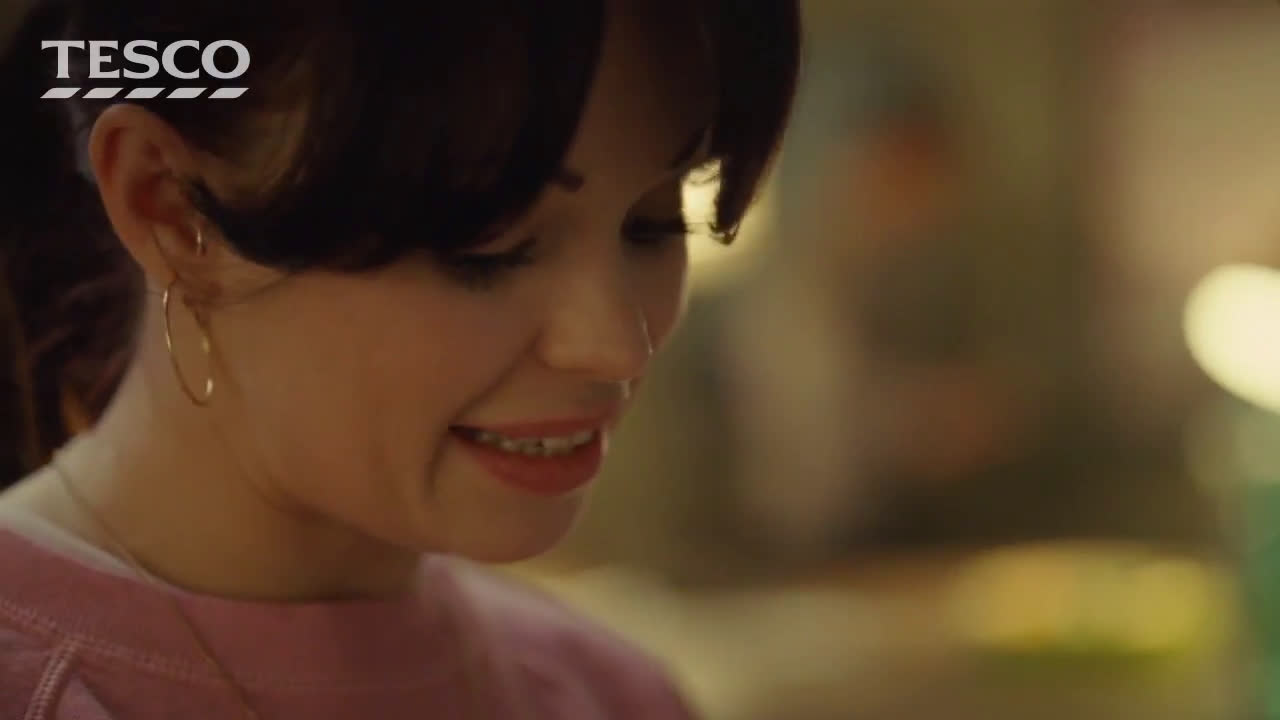 Tesco Food Love Stories | Jane's Fish Cakes 'For Two, Or One' advert