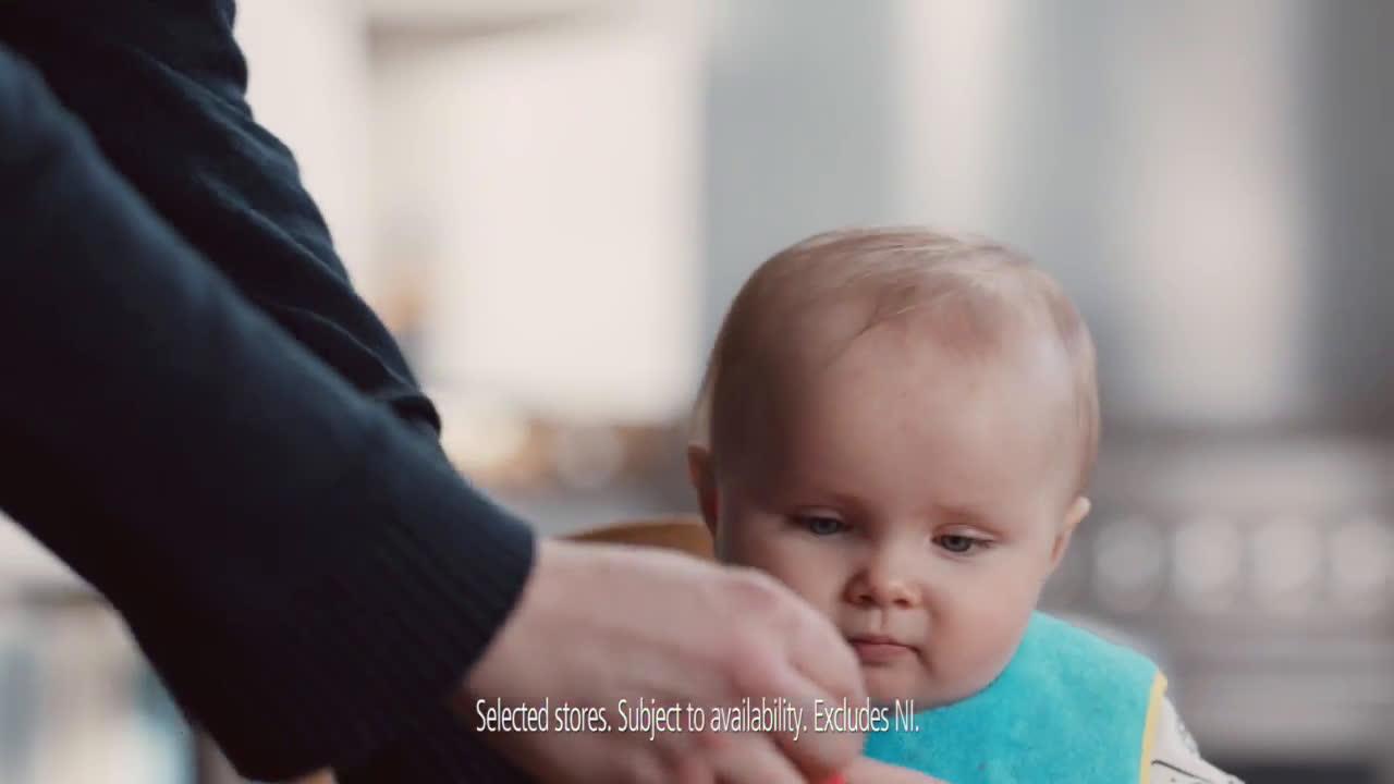 Lidl Lupilu Baby Range advert