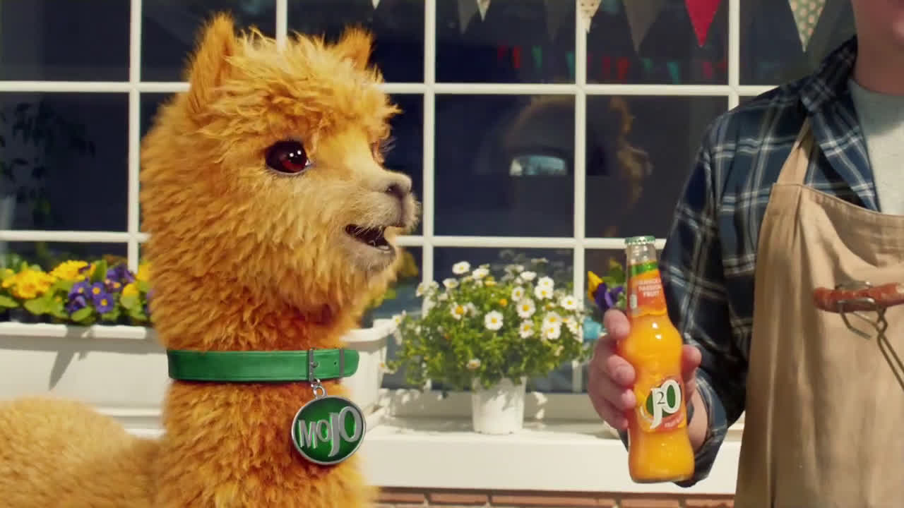 J2O Find Your Mojo - TVC advert