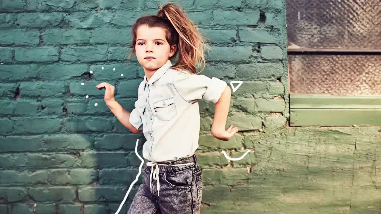 Childsplay Clothing Levis Kids Autumn-Winter 2018 Commercial