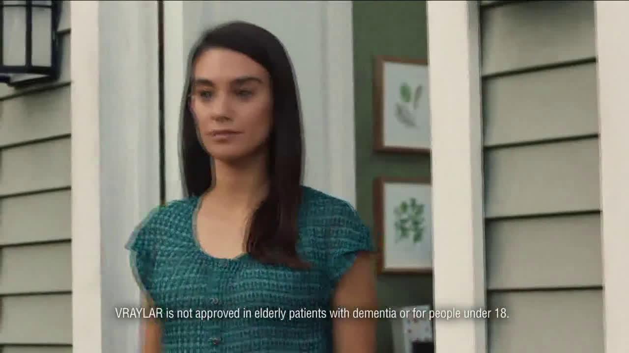 Vraylar Bipolar Depression Ad Commercial On Tv 2020