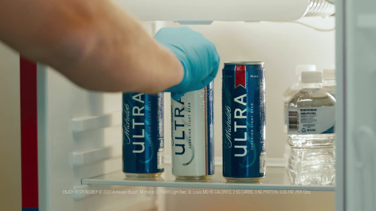 Michelob Ultra Ultra Delivery Ad Commercial On Tv 2020