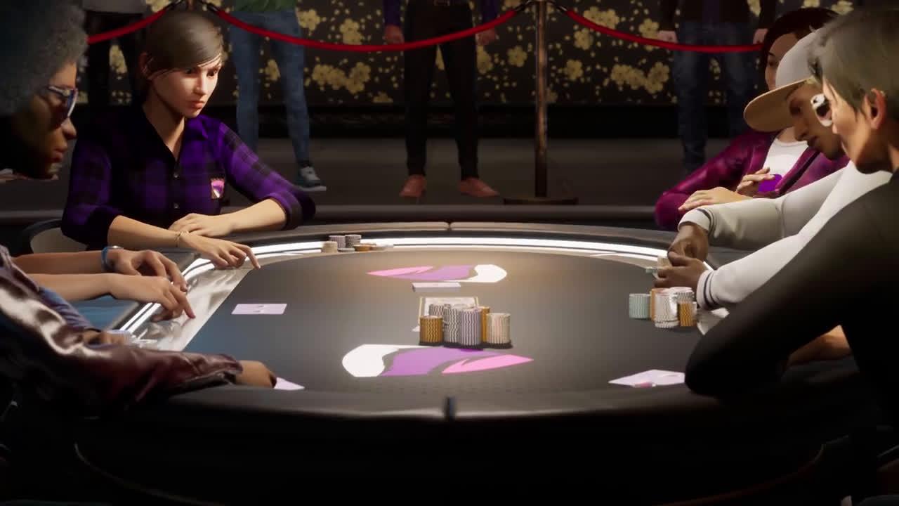 Poker Club Launch Trailer Ps5 Ps4 Trailer