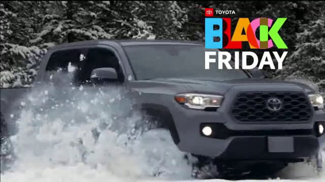 Toyota Black Friday Sales Event Dear Wallet Ad Commercial On Tv