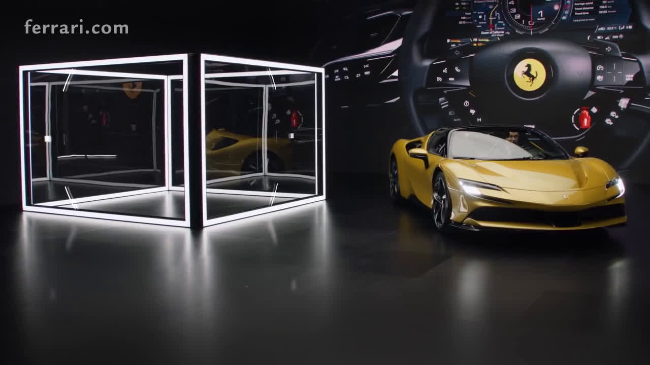 The Best Ferrari Tv Commercials Ads In Hd Pag