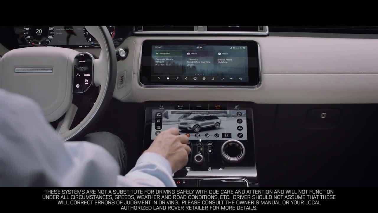 Land Rover The New Range Rover Velar Capability Ad