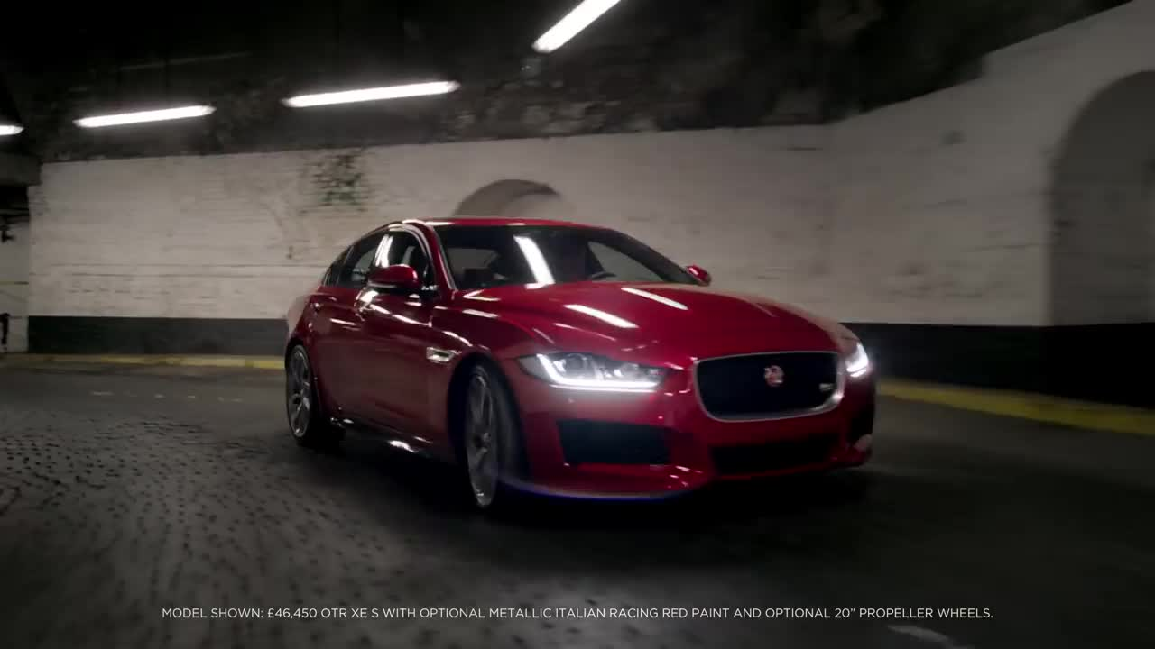 Jaguar The Sports Saloon Redefined Commercial   TV Spot 2016