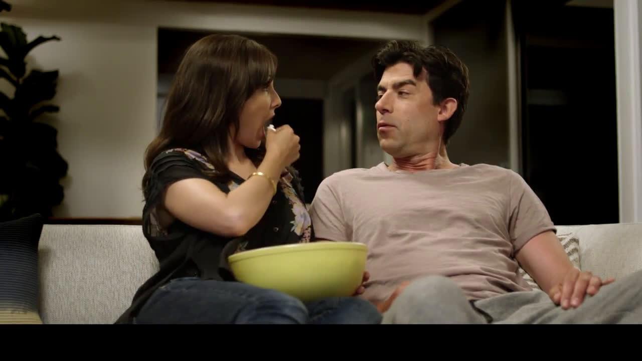logitech harmony alexa romantischer abend ad commercial on tv
