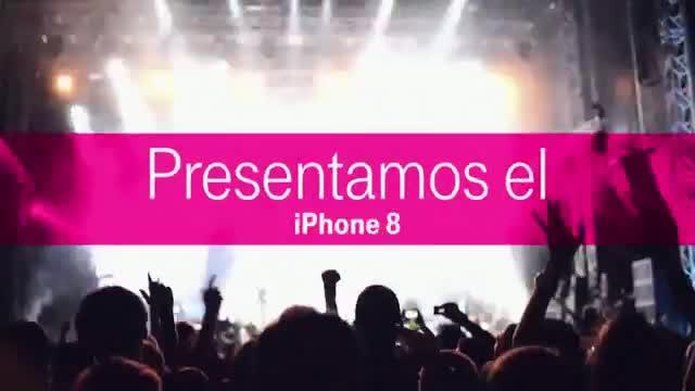 T-Mobile Llévate el increíble nuevo iPhone 8 con T-Mobile y ahorra $300 TV Commercial 2017