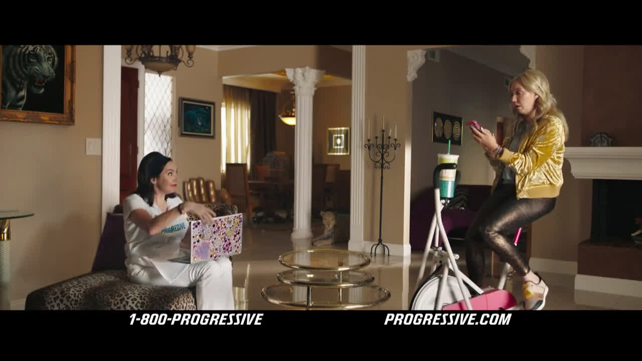 Progressive Dodge >> Progressive Janice Bought a House Ad Commercial on TV 2018