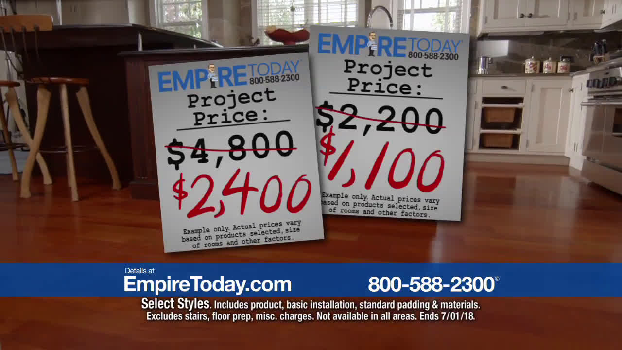Empire Today Enjoy Beautiful Amp Affordable Flooring With