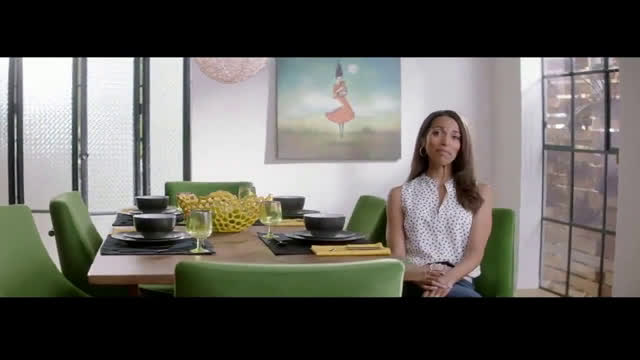 ▷ Overstock Table Runner Ad Commercial on TV