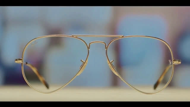 cfcce8520f5 LensCrafters Why  Ray-Ban Ad Commercial on TV 2018
