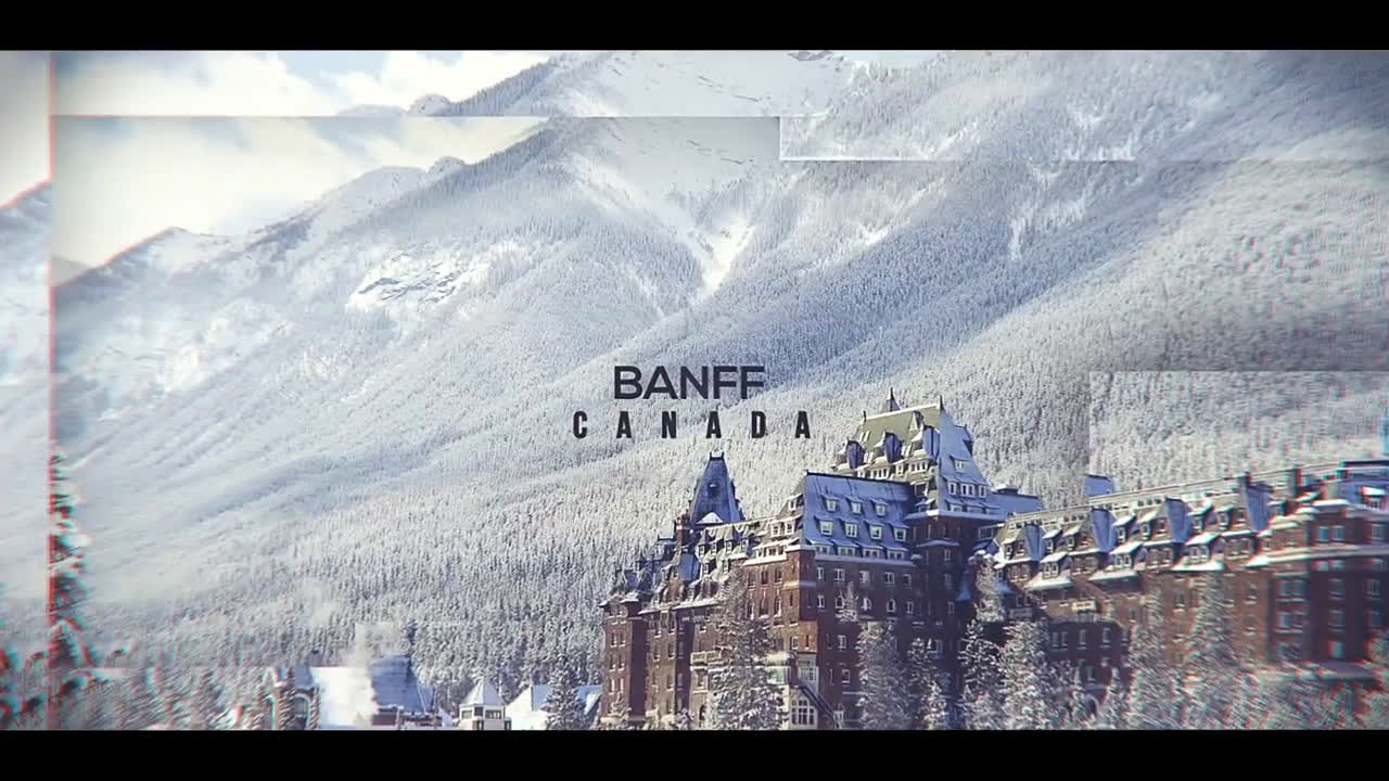 BANFF GROUPON 2019
