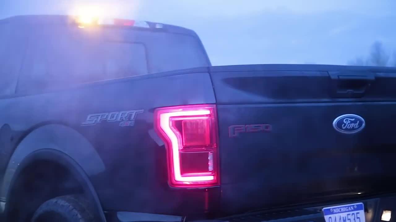 Ford F 150 Strobe Light Kit Ad Commercial On Tv