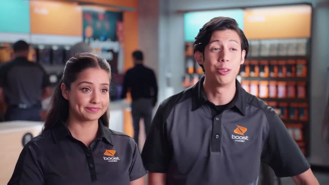 Boost Mobile 4 Líneas Por 100 Al Mes Ad Commercial On Tv
