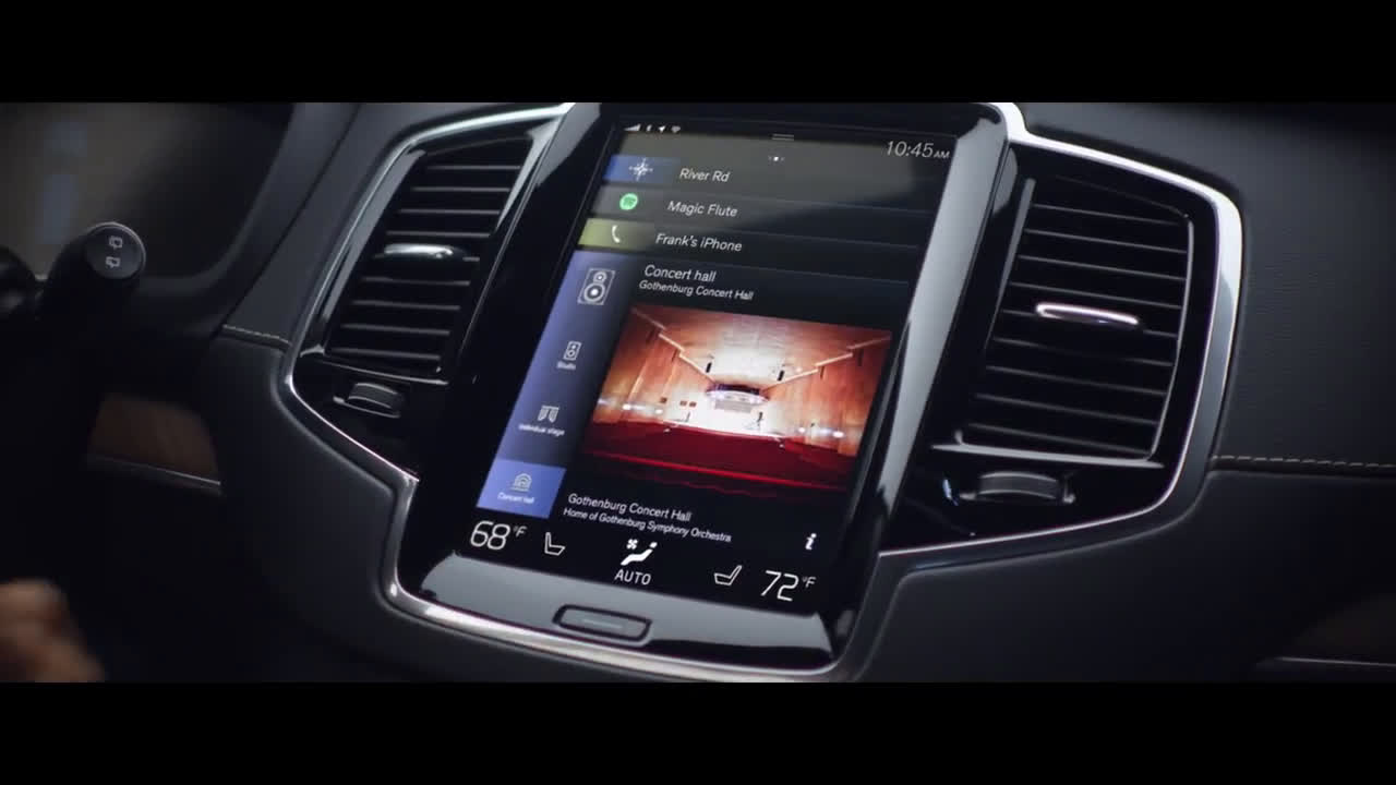 Volvo Xc90 Commercial >> Volvo Xc90 Aria Ad Commercial On Tv