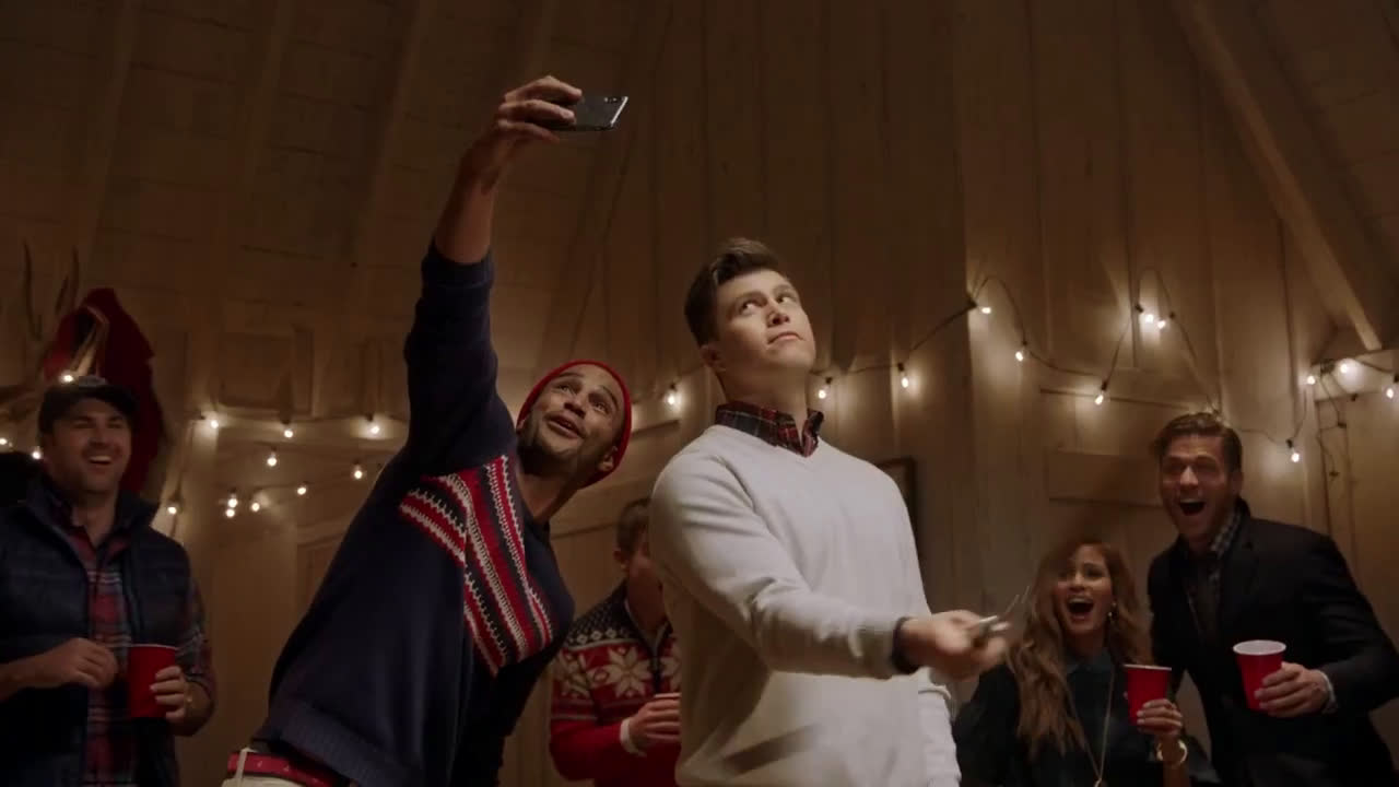 Izod Ad Cliches Explicit With Aaron Rodgers And Colin Jost Shorter Pingpong Version Ad Commercial On Tv