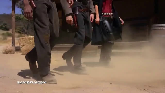 Wild West Motors >> GameFly.com The Noon Train Ad Commercial on TV