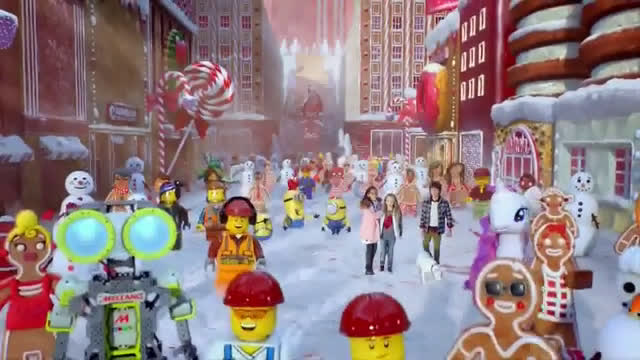 Target Christmas Commercial.Target The Holiday Odyssey The Journey Begins Ad
