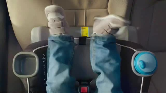 Graco Extend2Fit 3 In 1 Car Seat Ad Commercial On TV