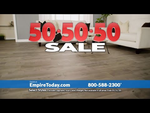 Empire Today Get Big Savings On Beautiful New Floors With