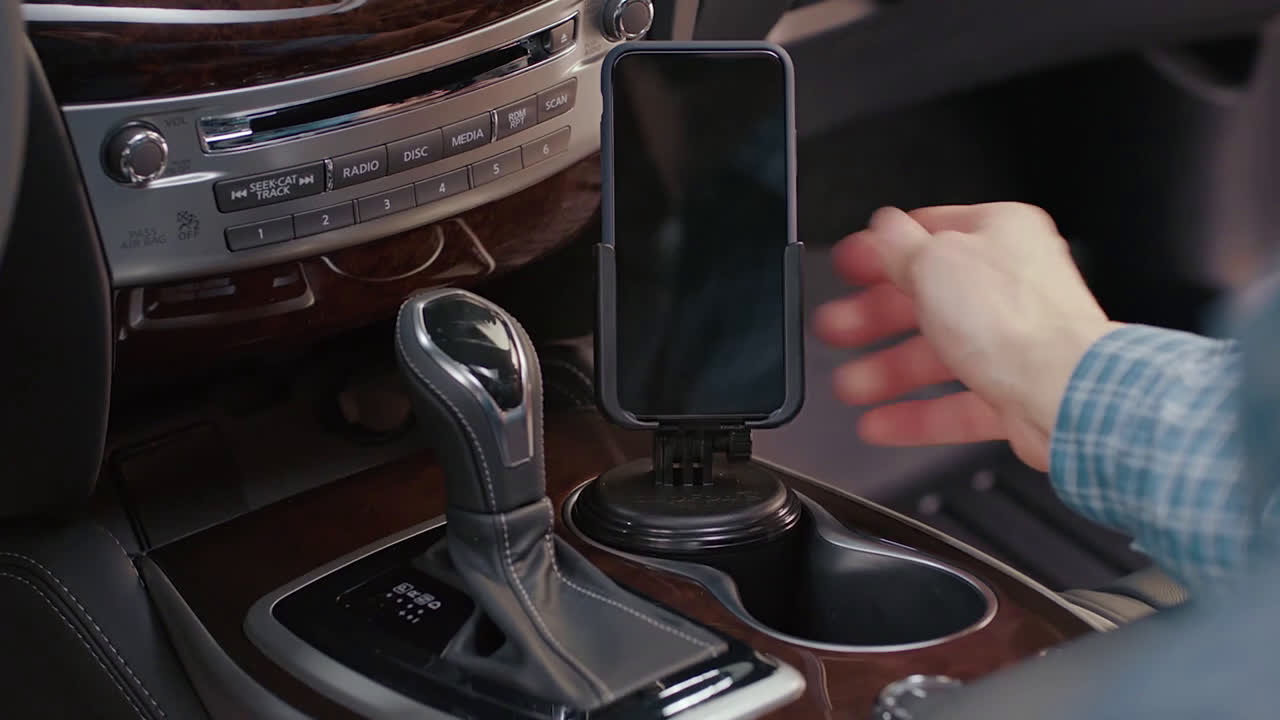 weathertech new weathertech cupfone ad commercial on tv