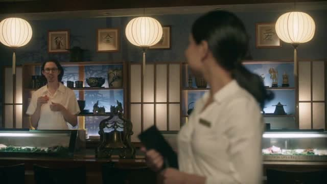 atampt wireless ok sushi ad commercial on tv 2019