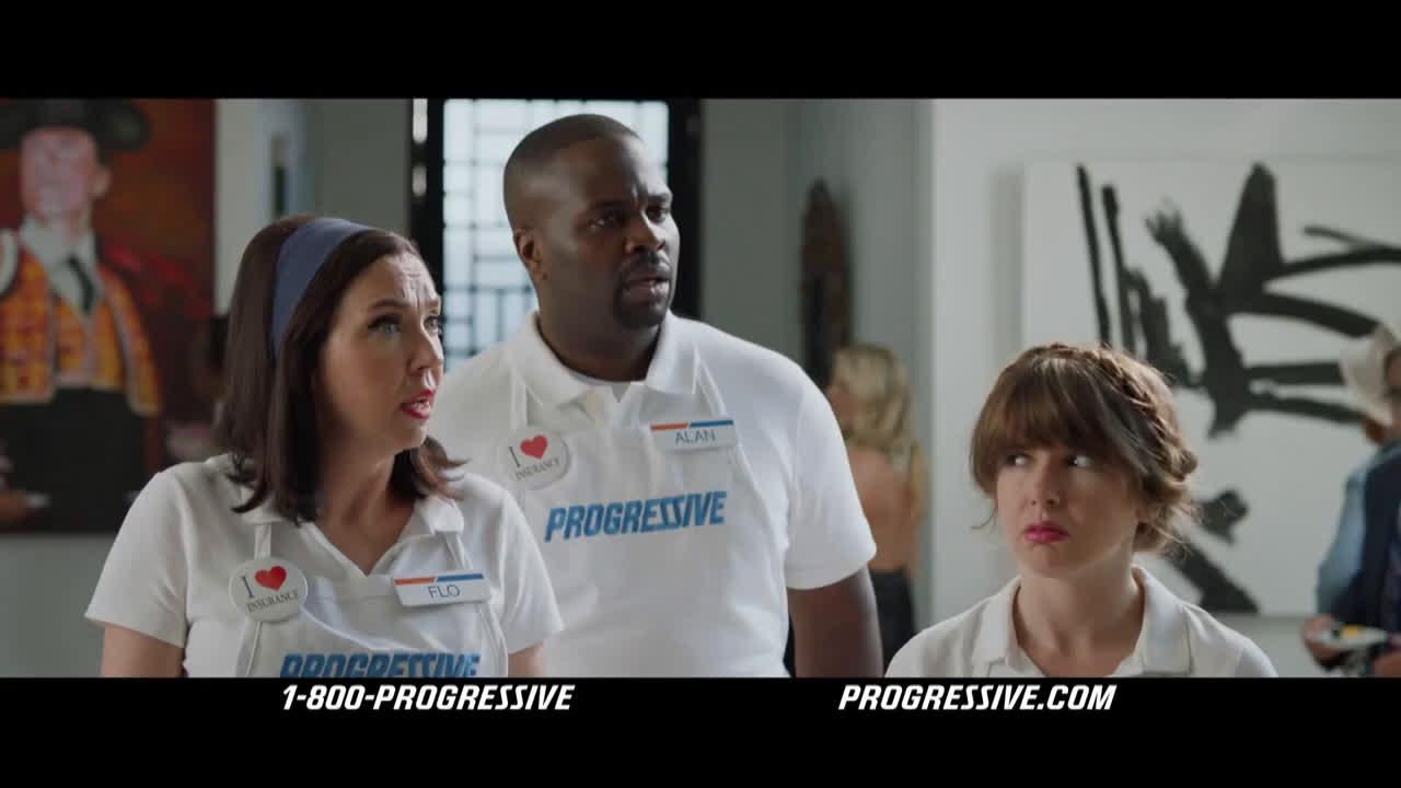 Progressive Jamie's 40th Ad Commercial on TV