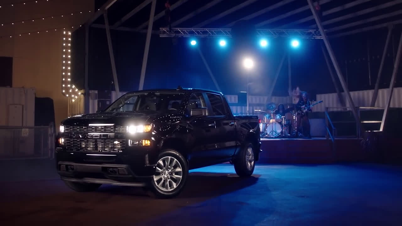 Chevrolet All-New Silverado Music Ad Commercial on TV 2019