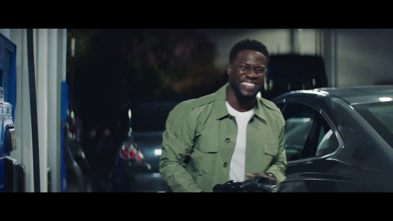 Kevin Hart Commercial >> Chase Kevin Hart At The Gas Station Ad Commercial On Tv 2019