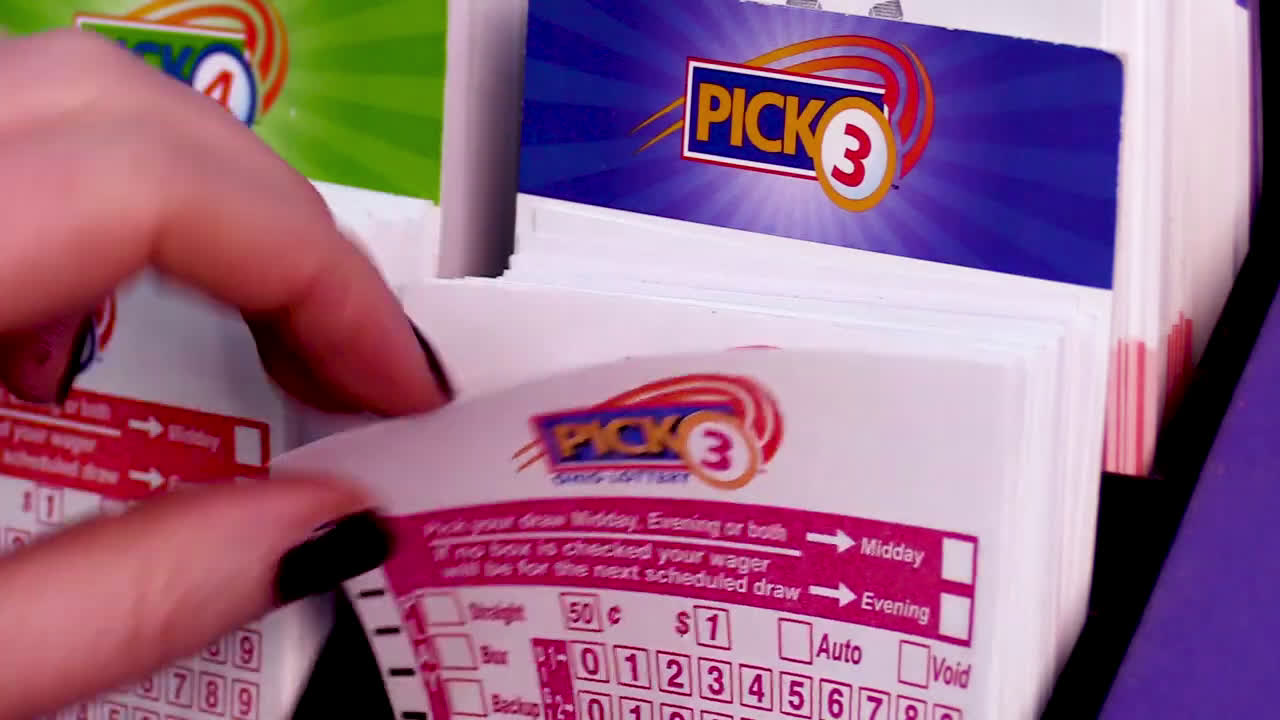Ohio Lottery How To Fill Out A Bet Slip Ad Commercial On Tv