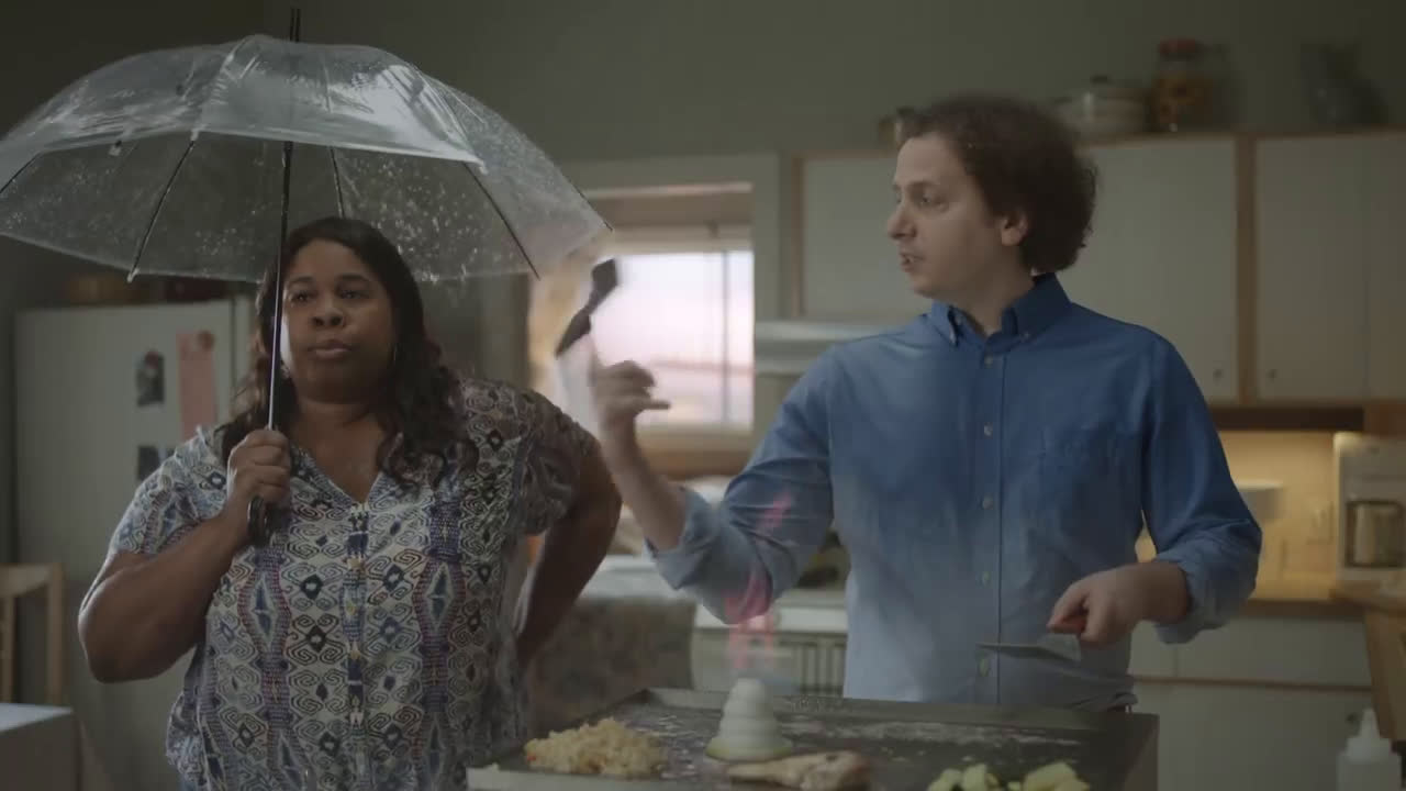 Geico Hibachi Grilling Ad Commercial On TV 2019