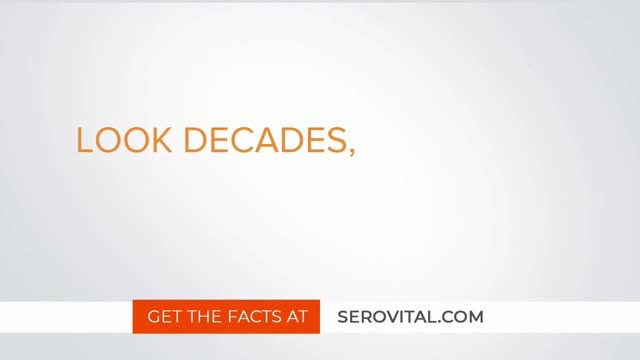 ▷ The Best SeroVital TV Commercials ads in HD, pag: