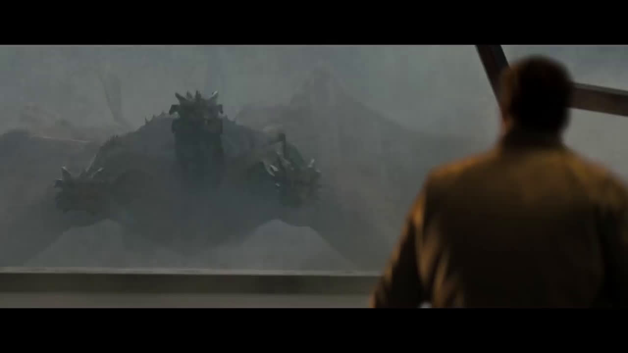 3816069bb68 Godzilla: King of the Monsters - Intimidation - Experience it in IMAX®  Theatres Trailer